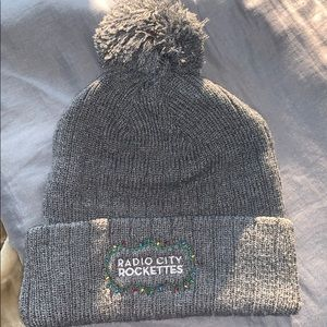 Beanie from NYC Rockefeller Center